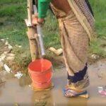 नयागाँव में पानी के लिए तरस रहे लोग