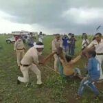 Case of bulldozers on Dalit family crop in Guna