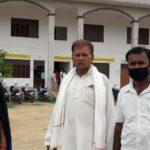 Woman accused Pradhan of demolishing the house