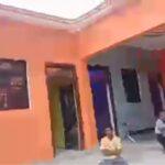 महोबा जिले का अनोखा पंचायत भवन