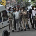 विकास दुबे arrested in ujjain