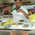 Photo of accused spilling alcohol in Dhanbad district goes viral
