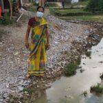 No development in Gayatri Nagar locality for 10 years