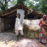 20 families of this village are living without accommodation