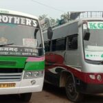 After the strike, now the public is happy to run the private bus,