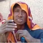 in chitrakoot A child born in the womb with a woman also died